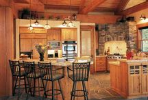 Where I want to cook / Kitchens