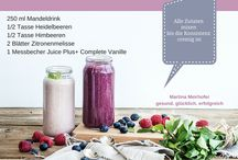 Juice Plus Rezepte Deutsch