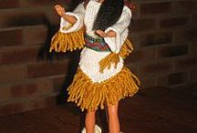 robe indienne de barbie