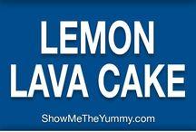 Лава пирожные