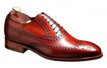 Barker Shoes Handcrafted Collection / Mens Barker Shoes, brogues, wingtips and boots from the Handcrafted collection