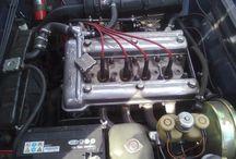 Alfa Romeo's mechanical part