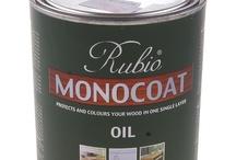 Rubiomonocoat vloer olie