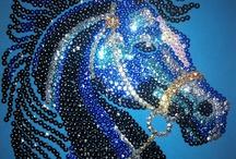 Mosaics / Horse