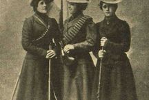 Boer Women in the Anglo-Boer War