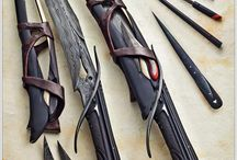 character design weapons