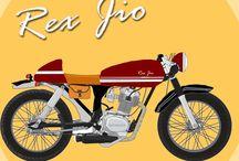 cafe racer by rangga