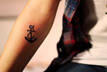 Tattoos / by Bieber Babe