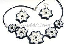 Csomókból Csodát ékszerek - Jewelry / Saját készítésű ékszereim/Handmade jewelry