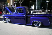 Awesome Trucks / by Tony John Garcia