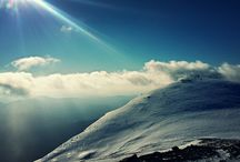 Skiing in Romania / Just a board about the amazing views on the slopes of Romania