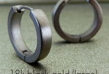 earrings men