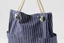 Bag with Rope Handles