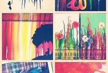Artsy stuff / by JennJ B.