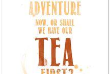 tea first |