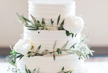 rustic elegant cake