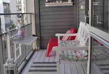 decoració balcons petits