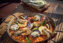 Viva Espana / Härlig Spansk mat