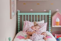 Taylens bedroom / Pastel