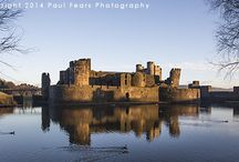 Castles / South Wales is blessed with amazing castles that were built to be photographed.  http://www.paulfearsphoto.co.uk/index.php?cat=photographs&id=16&album=Castle-Photographs