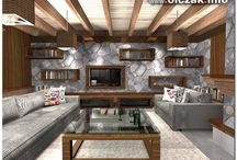 wnętrza klasyczne / projekty wnętrz rustykalnych, klasycznych, stylizowanych, prowansalskich,