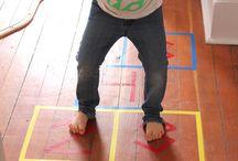 Inside activities for kids