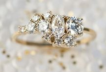 Put a Ring on It / wedding ring inspiration