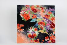 Japanese Kimono Art / Japanese kimono art collection from SAKURA The Art of Living