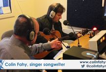 Colin Fahy Acoustic Covers