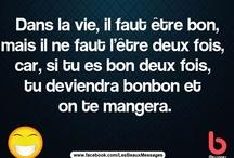 Ici ont parlent francais / by Denise Boren