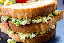 Recipes-Sandwiches