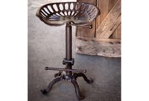 industrial firniture / Industrial chairs cuberts tabels