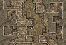 Pen & Paper Maps