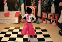 50's Party Ideas