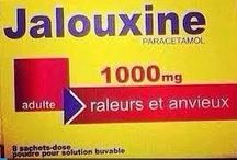 """JALOUXINE / """"JALOUXINE"""" POUR TOI MON PETIT HAINEUX"""