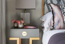 Bedside Table Ideas • LuxDeco.com