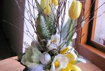 dekorace jaro