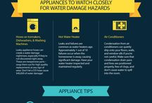 Information / This board contains informative pieces on appliances.