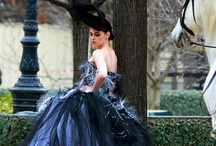 Wickedly lux ball gowns