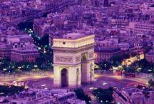 Paris, Je T'aime  / by Sarah Snyder