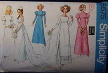 Mine vintage mønster