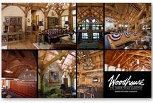 ( Woodhouse Timber Frame ) Pennsylvania - USA
