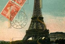 Stamps from all over / Fun and interesting stamps from around the world and stamp art