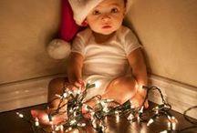 Julkort / En blandning av dessa