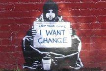 Environment, Activism, & Politics