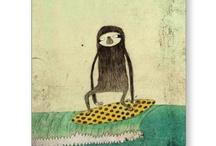 Surfing Animals
