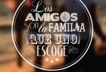 Friends= Amigos