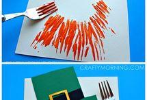 School age crafts