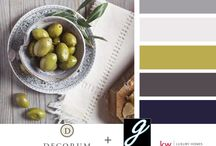 Fall color trends / Color trends for falls 2014