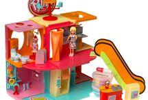 Littlest Pet Shop / Polly Pocket